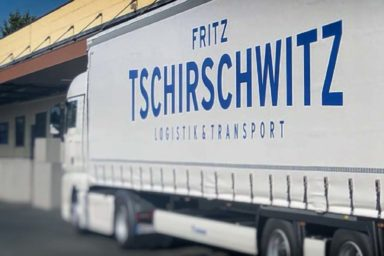 Fritz Tschischwitz - Logistik & Transport